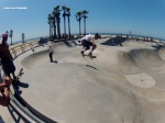 Venice Beach Skate Park, again shot on my GoPro. I've got a few nice clips waiting to be edited from here.