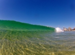Main Beach, Gold Coast. Shot using GoPro